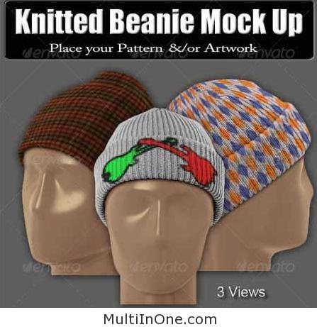 Knitted_Beanie_Mock_Up(MultiInOne.com)TM
